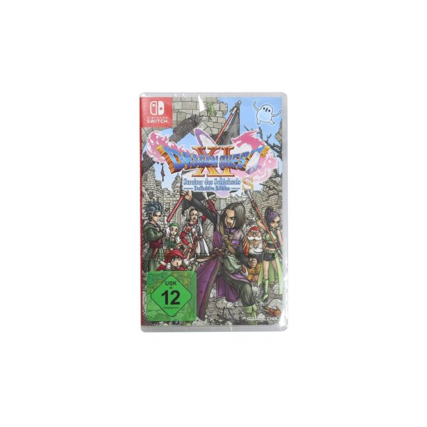 Dragon Quest XI S Streiter des Schicksals Definitive Edition Switch