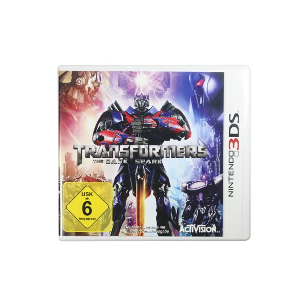 Transformers The Dark Spark 3DS