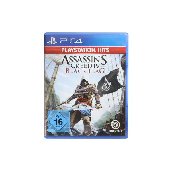 Assassins Creed IV Black Flag Playstation Hits PS4