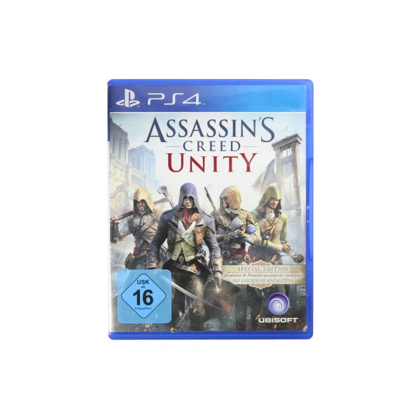 Assassins Creed Unity Special Edition PS4