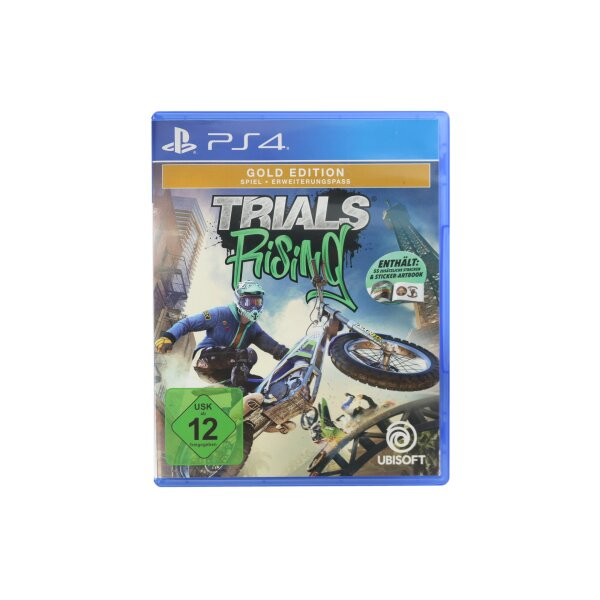 Trails Rising Gold Edition PS4