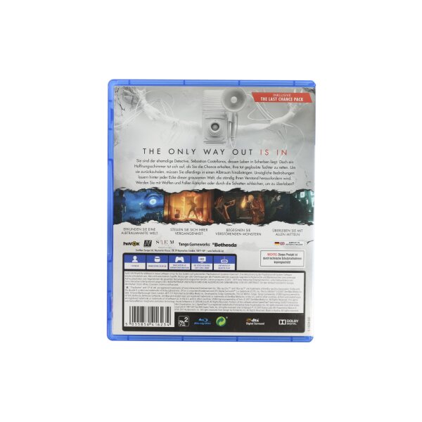 The Evil Within 2 100% Uncut PS4