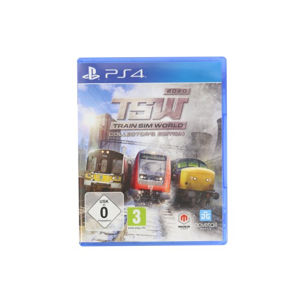 Train Sim World 2020 Collector`s Edition PS4