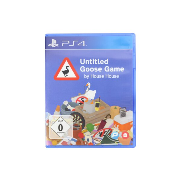 Untiltled Goose Game By House House PS4